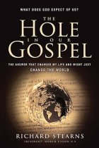 Hole In Our Gospel, The cover