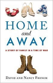 Military Away From Home I just finished reading Home