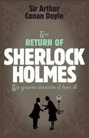 The Return Of Sherlock Holmes Book Review Craig T Owens