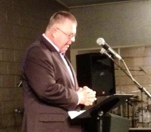 Pastor Bill Leach