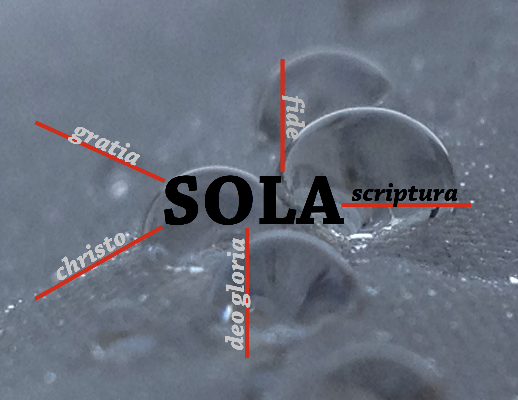 sola scriptura To enforce religious convictions by means of the civil authorities church discipline, or exclusion from membership and its privileges, is the extremity of church action.