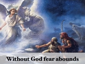 Mega fear