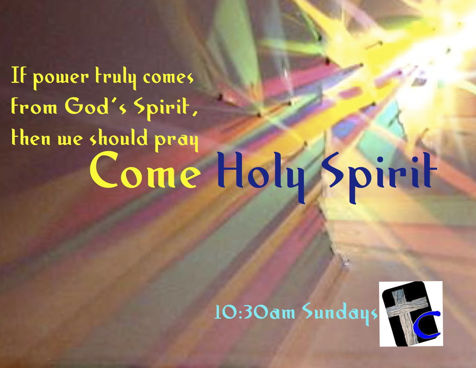 Quotes About The Holy Spirit Come Holy Spirit  Craig Towens