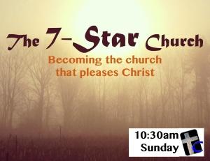The 7-Star Church [web]