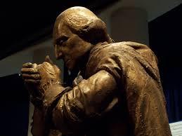 George Washington at prayer