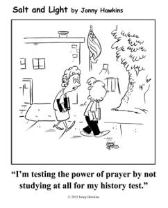 Salt & Light - prayer