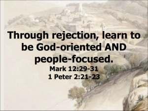 God-oriented & People-focused
