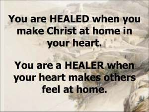 Healed Healer