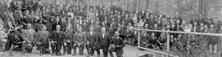 AG founding [1914]