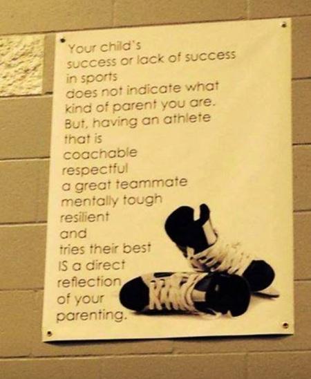 Parenting success