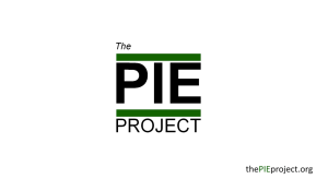 PIE Project