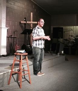 Pastor Josh Schram