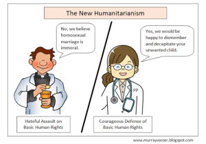 The new Humanitarianism