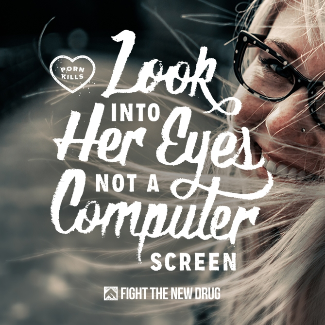 Look into her eyes