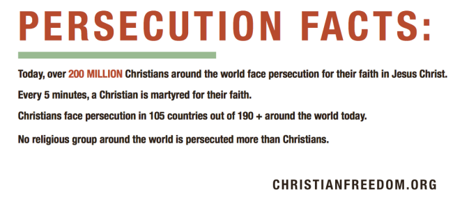 Persecuted Christians [2]