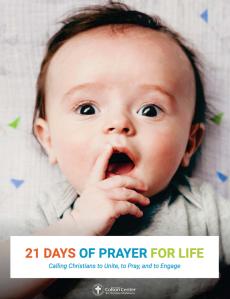 Prayer for life