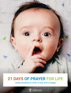 Prayer for life