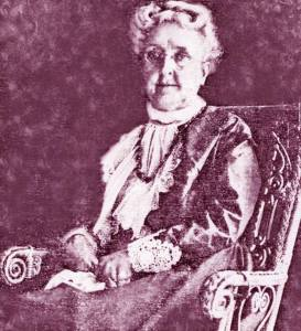 Annie Johnson Flint