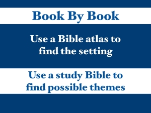 Book by book study