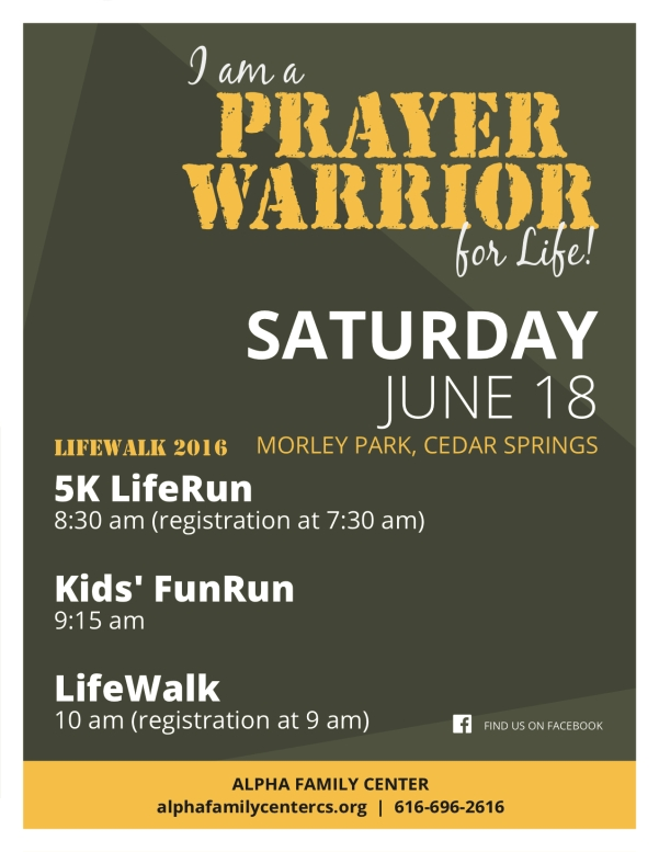 2016 LifeWalk