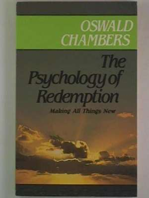 """10 Quotes From """"The Psychology Of Redemption""""   Craig T. Owens"""