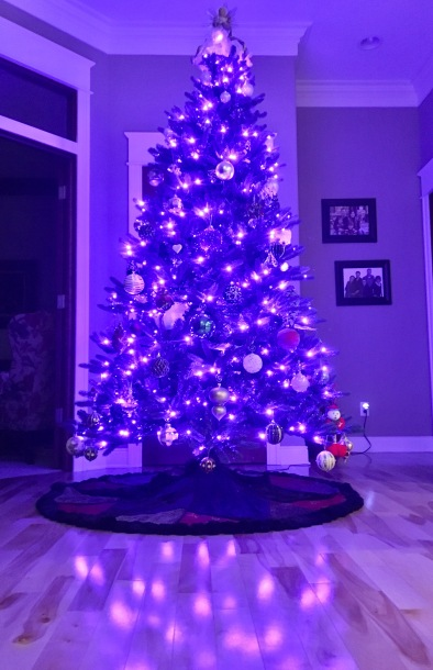 purple-christmas-tree