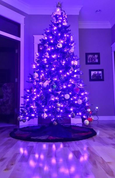 purple-christmas-tree