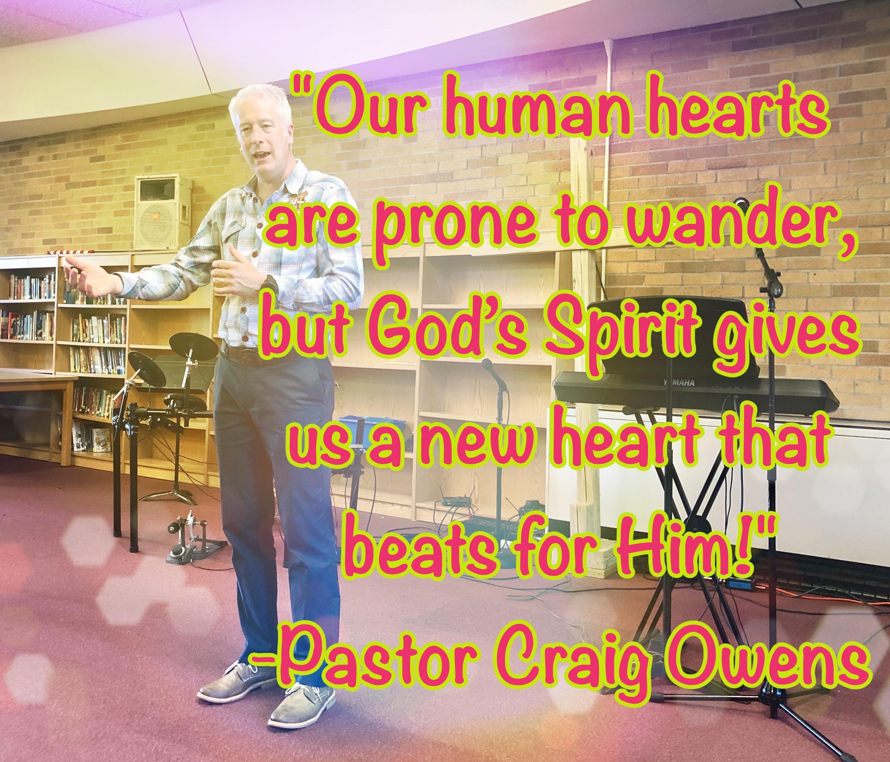 a145b05fc77 The Empowerment Of Pentecost   Craig T. Owens